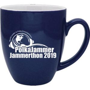 2019 jammerthon coffee mug