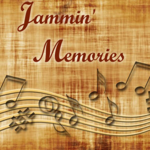 jammin memories front cover