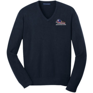 v neck mens sweatshirt 2019 jammerthon