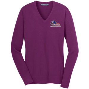 v neck womens sweatshirt 2019 jammerthon