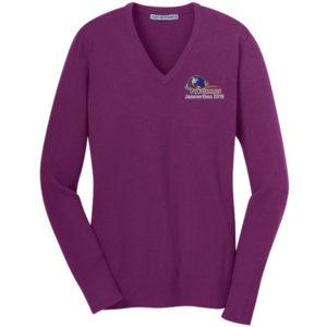 v neck womens sweatshirt 2019 jammerthon
