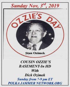 cousin ozzie tribute 2019