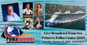 polka cruise broadcast 2020 fb