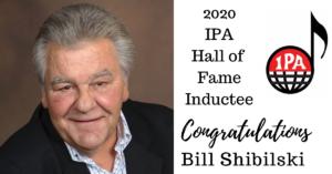 international polka association Hall of Fame Bill Shibliski