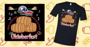 Oktoberfest Shirt Ad