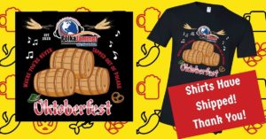 Oktoberfest Shirt Shipped