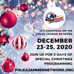 Square PJN CHRISTMAS 2020 ANNOUNCEMENT