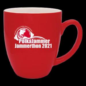 2021 Jammerthon Coffee Mug