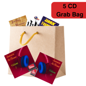 5 Cd Grab Bag Jammerthon 2021