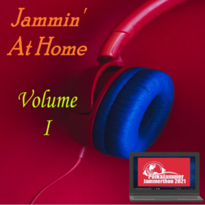 Jammin At Home Vol1 Cd Jammerthon 2021