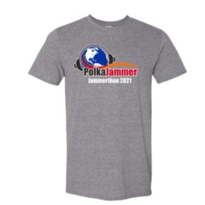 T Shirts Graphite Jammerthon 2021
