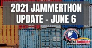 Featured Jammerthon Premiums Update June 6